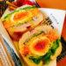 寝屋川市の「京阪米穀」さんで国産もち麦粉入りベーグルサンド作り